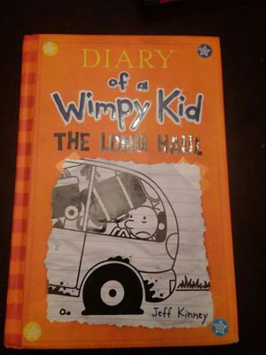 Diary of a wimpy kid. (The long haul)