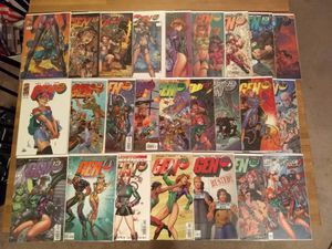 Gen 13 Comic Book Lot - 25 Issues (Image Comics)