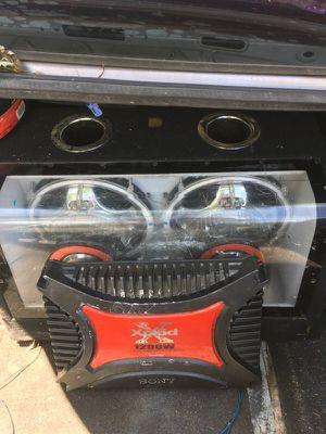 Xplod 1200 watt sony