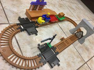 Paw Patrol Adventure Bay Railway Track Set