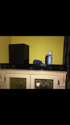 Samsung Bluetooth surround sound