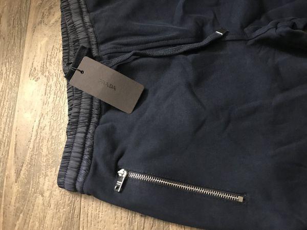 Brand new PRADA sweat pants XXL