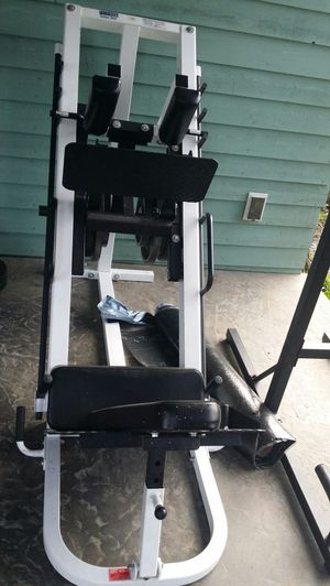 Parabody Leg Press Lookup Beforebuying
