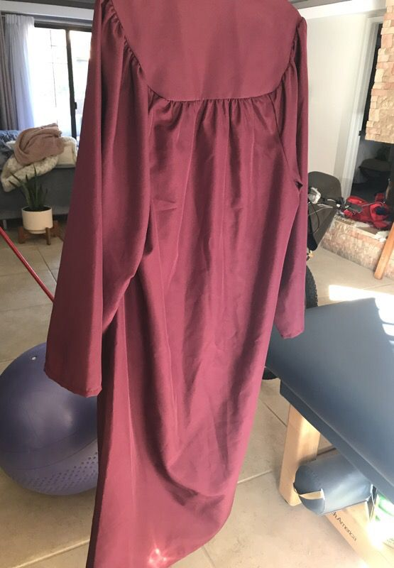 ASU Graduation Gown - Male (Clothing & Shoes) in Phoenix, AZ - OfferUp