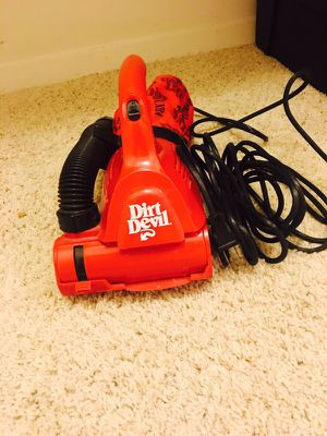 Dirt Devil Hand Vacuum Cleaner