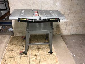 Machine tu cut wood