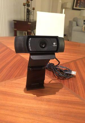 Logitech HD Pro C910 1080p HD Webcam (New in Perfect Condition)!