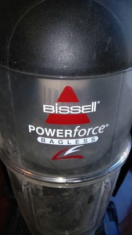 Bissell Powerforce Bagless Vacuum Household In Las Vegas