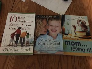 Christian family books