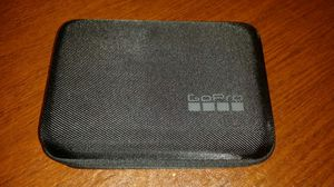 Gopro case like new never been used.