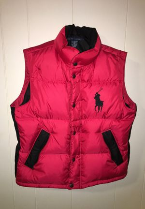 Men's Ralph Lauren Polo Vest - Size L