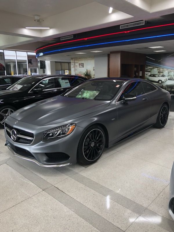 2018 Mercedes Benz S550 Coupe Cars Trucks In Houston Tx