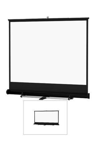 Da-lite Floor Modal C Screen and Stand