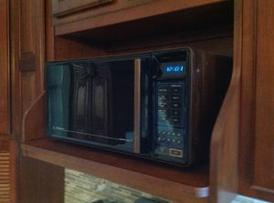 Hotpoint microwave