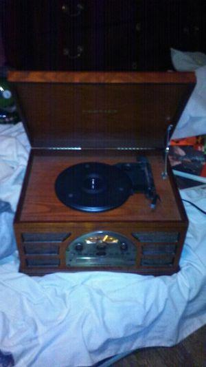 Crosley Tape/CD/Radio/Record Player System