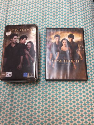 New Moon Movie & Card Game