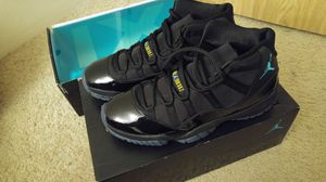 Jordan 11 Gamma size 12