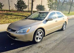 Drives Excellent • 2005 Honda Accord • Gold Leather Alloy Rims Sirius Radio
