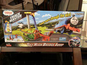 Thomas & Friends Sky High Bridge Jump Track master $45