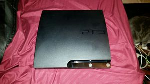 Playstation 3 slim 120gb console ONLY