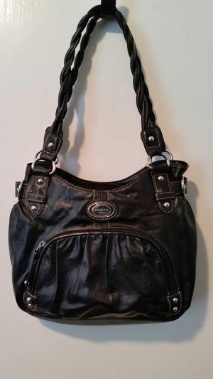 Black Rosetti purse