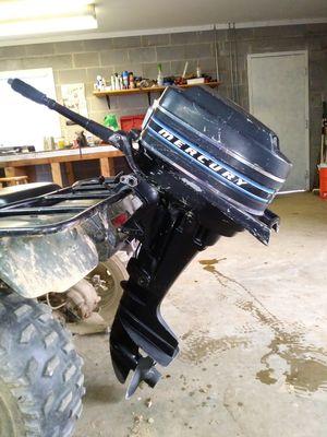 Mercury 10HP motor