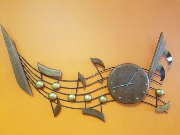 Mid century modern wall clock (Furniture) in Tarpon Springs, FL ...