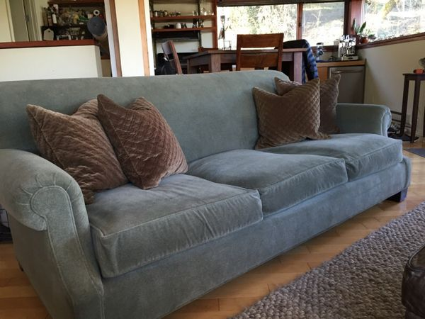 Restoration hardware sofa furniture in seattle wa offerup for Furniture refinishing seattle