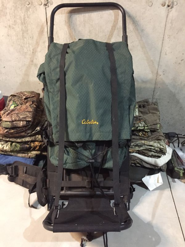 Cabelas Alaskan I pack & frame (Sports & Outdoors) in Johnstown, CO