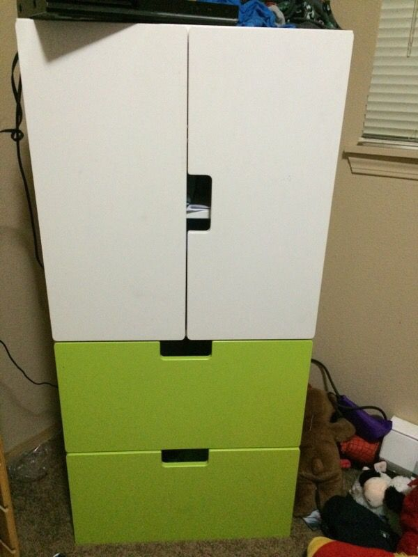 Ikea kids drawers/shelf unit (Baby & Kids) in Bothell, WA