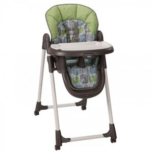 Baby's High Chair on wheels