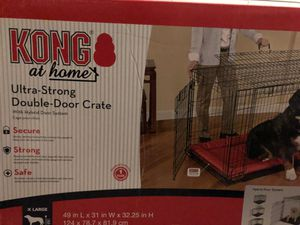 X Large Dog Crate and Large Dog Crate