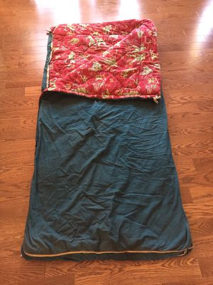 Vintage Coleman Sleeping Bag