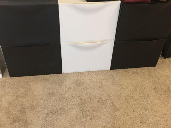 Ikea shoe storage trones furniture in seattle wa offerup for Ikea tukwila wa