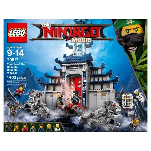 Lego Ninjago Movie Set (Games & Toys) In Dallas, TX
