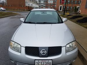 2006 Nissan Sentra special edition for sale