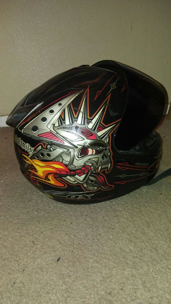 Zox Dion Design Mechanical Amity Helmet