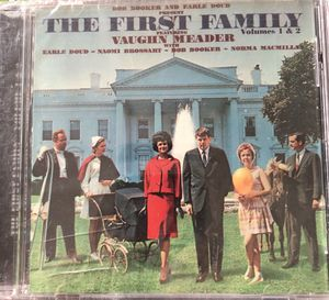 FIRST FAMILY RECORDED 1962