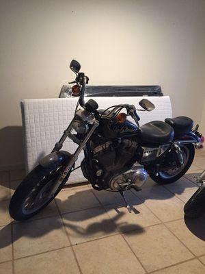 Harley Sporster 1995