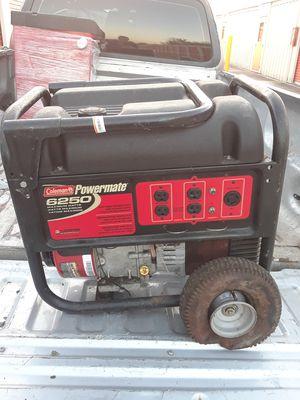 Coleman 10hp generator