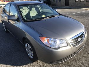 2010 Hyundai Elantra For Sale! ( low mileage)
