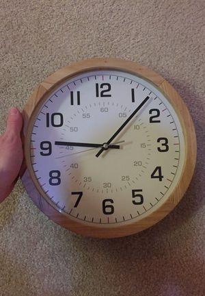 Nice Wood Clock