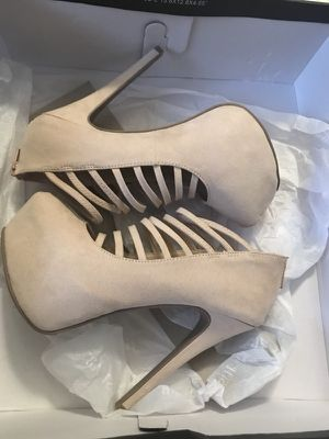 New Nude Pumps