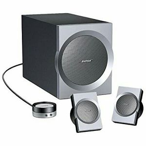Bose companion iii multimedia speakers