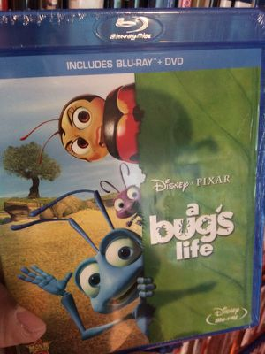 Disney bluray