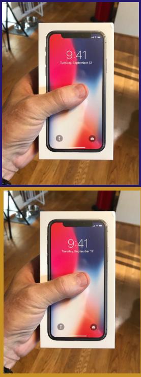 iphone X 256 GB unlocked Brand New sealed!!! QKEq