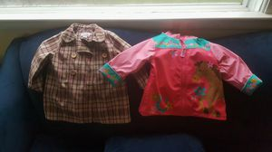 Girls 2T Spring Jackets