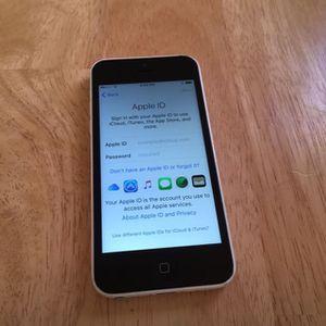 iPhone 5C 16GB White Sprint