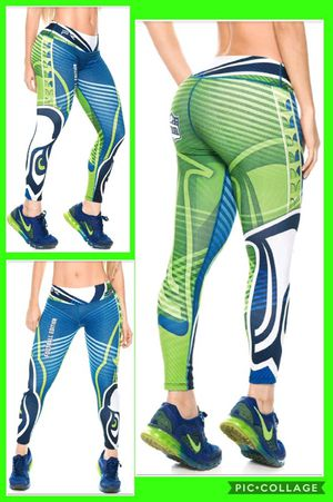 Unopened Seahawks Leggings Yoga Workout Pants Sizes Available S, M, L Sorry No Holds & Local Meet up Only Thanks For Stopping By ☺️