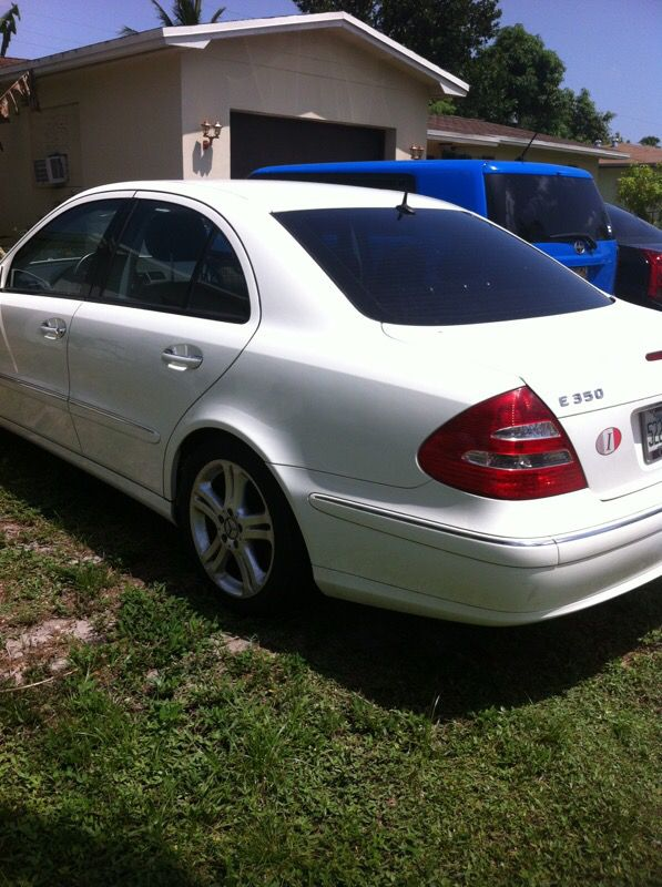 2006 mercedes benz e350 cars trucks in pembroke pines fl. Cars Review. Best American Auto & Cars Review